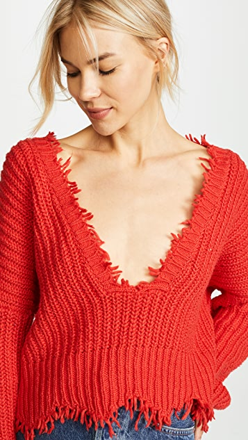 Wildfox Palmetto Sweater