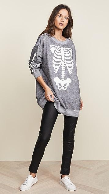 Wildfox X Ray Vision Sweatshirt