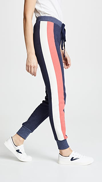 Wildfox Varsity Stripe Sweatpants