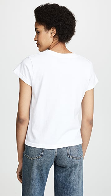 Wildfox Let's Roll Tee