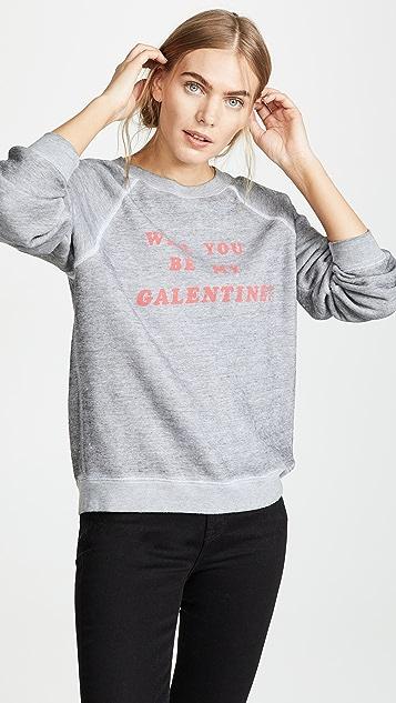 Wildfox Толстовка Galentines