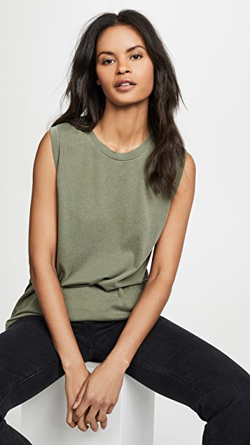 Wildfox Vintage Muscle Tank