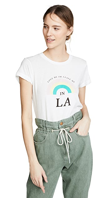 Wildfox Love Me Or Leave Me Tee
