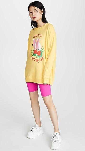 Wildfox Love Birds Sweatshirt