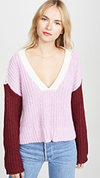 Color Me Beverly Sweater
