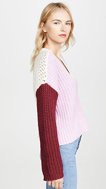 Wildfox Color Me Beverly Sweater
