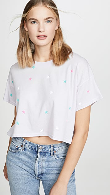 Wildfox Multi Starlet Valley T 恤