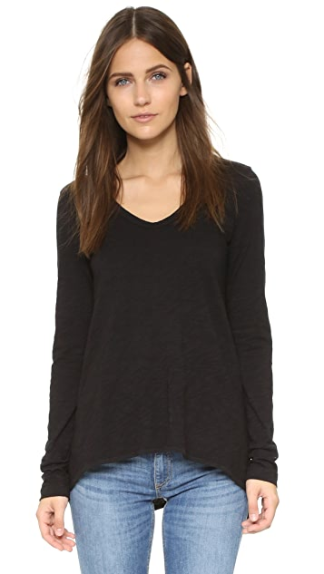 Wilt Wilt BASE Long Sleeve Tee