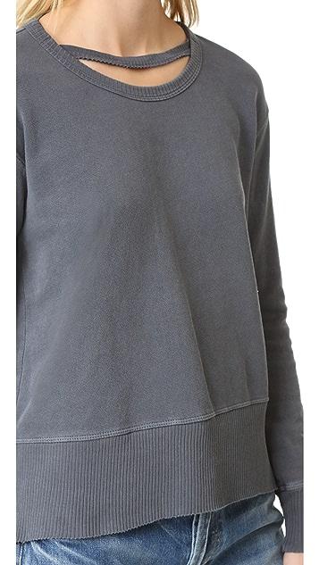 Wilt Big Slouchy Doubled Sweatshirt