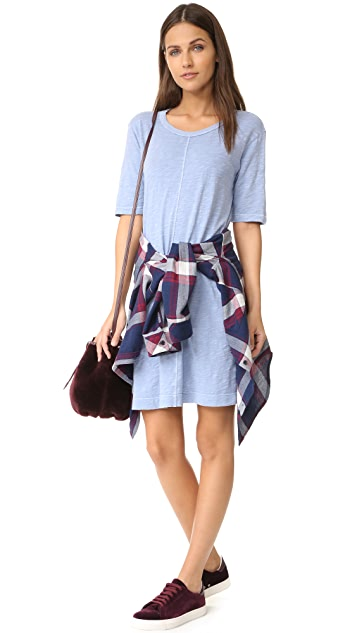 Wilt Trapeze T Dress