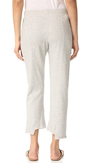 Wilt Crop Shifted Sweatpants