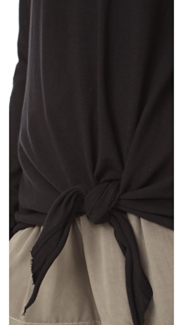 Wilt Easy Tie Crew Pullover