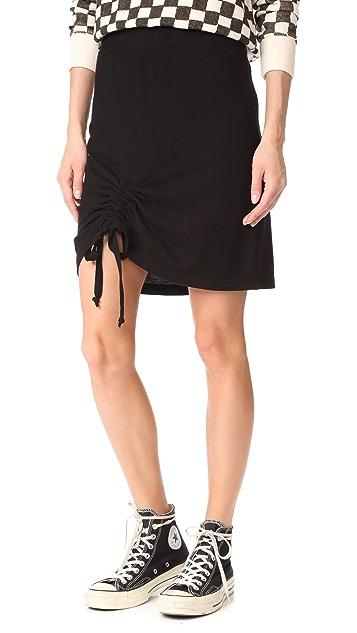 Wilt String Front Skirt