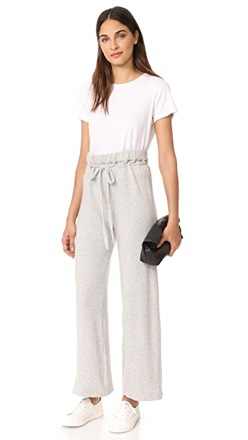 Wilt Wide Leg Sweatpants