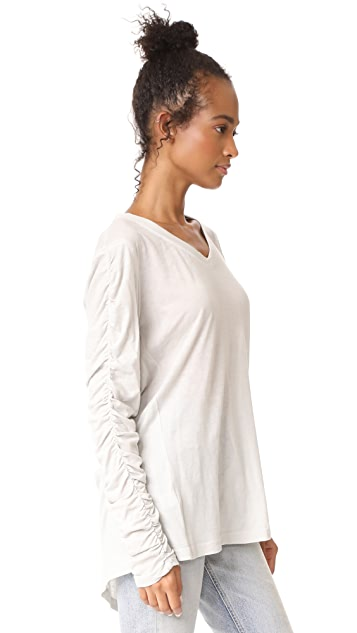 Wilt Ruched Pullover