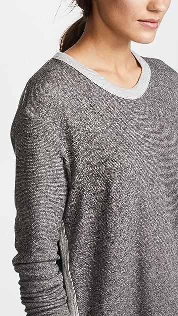 Wilt Boxy Ringer Sweatshirt