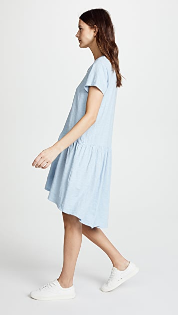 Wilt Drop Waist Tee Dress