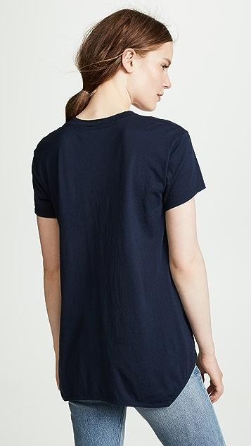 Wilt Vintage 口袋 T 恤