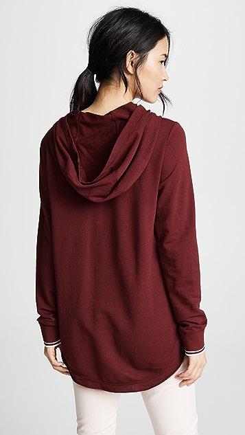 Wilt Shirttail Hoodie