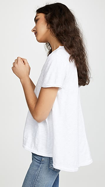 Wilt Trapeze Layered Tee