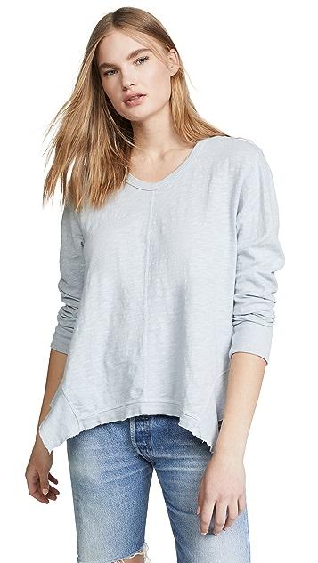 Wilt Пуловер с округлым вырезом и длинными рукавами