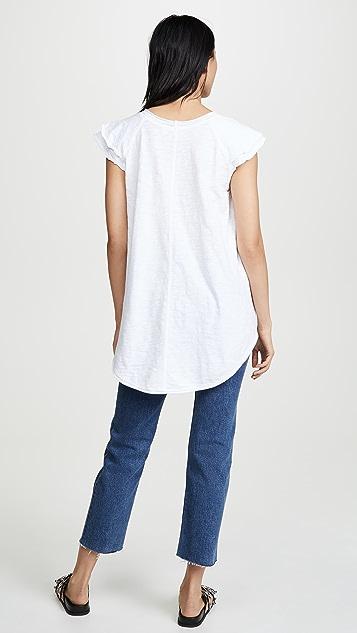 Wilt Double Flutter T 恤