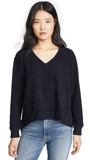 Wilt Inside Out V Sweatshirt