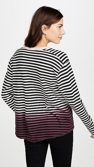 Wilt Easy Dipped Sweatshirt