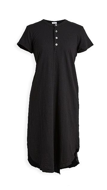 Wilt Shifted Henley Dress