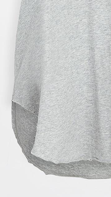 狂野印花 Flutter T 恤
