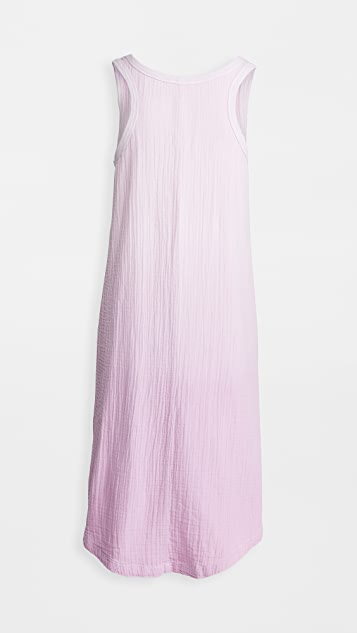 Wilt High Low Ombre Dress