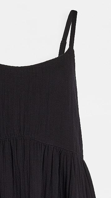 Wilt Tiered Slip Dress