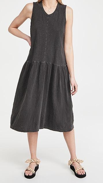 Wilt Drop Waist Dress