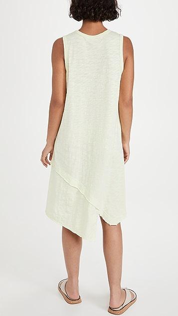 Wilt Crossover Hem Shell Dress