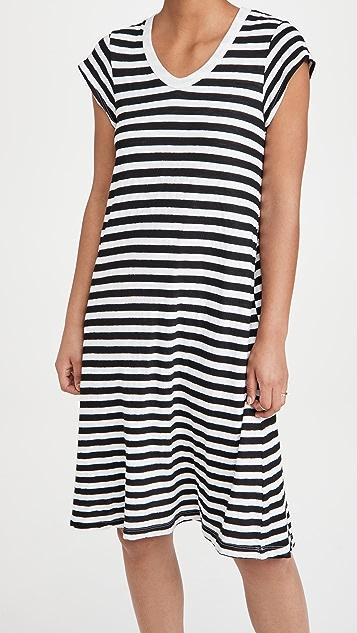 Wilt Scoopy Neck Dress