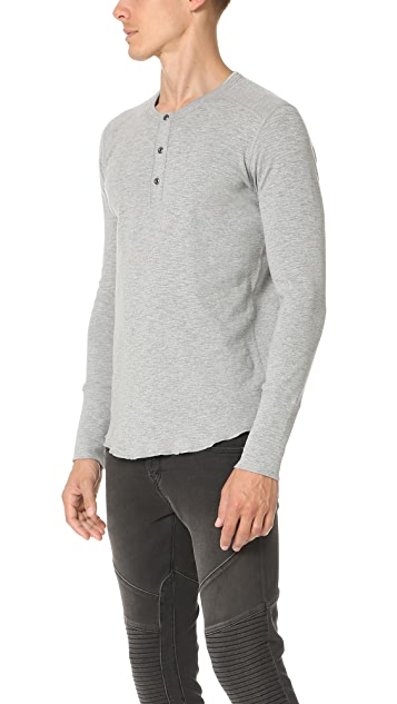 Wings + Horns Base Henley