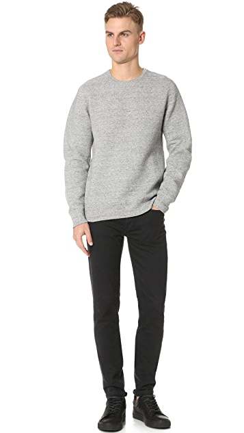 Wings + Horns Cabin Fleece Crew Neck Sweatshirt