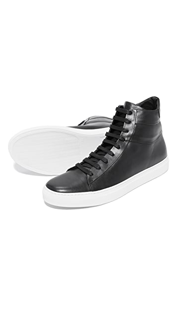 Wings + Horns Court High Sneakers