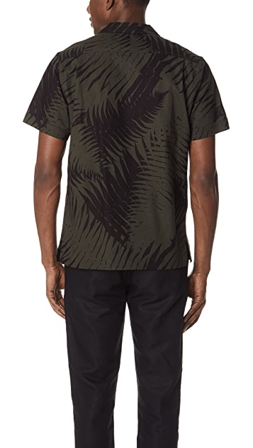Wings + Horns Sword Fern Deck Shirt