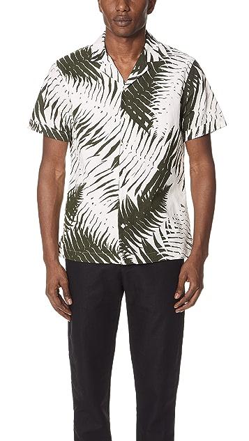 Wings + Horns Sword Fern Deck Shirt