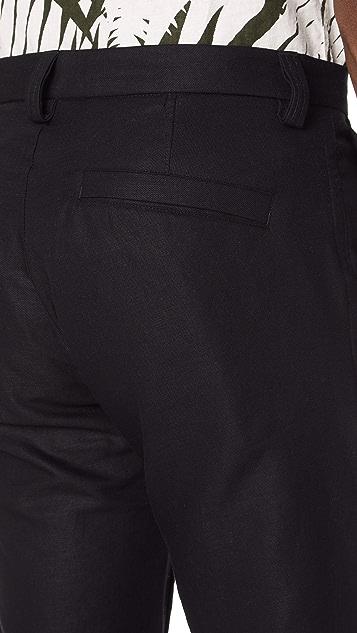 Wings + Horns Linen Tokyo Pants