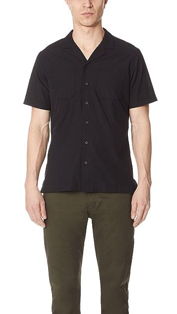 Wings + Horns Linen Deck Shirt