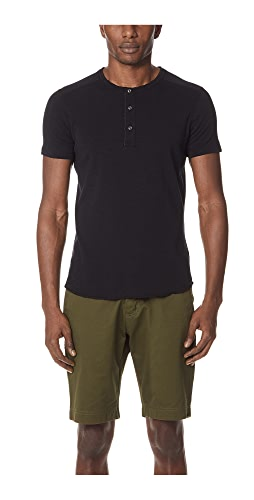 Wings + Horns - 1x1 Slub Henley