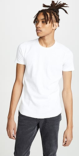 Wings + Horns - 1x1 Slub Tee
