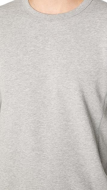 Wings + Horns Original Crew Sweatshirt