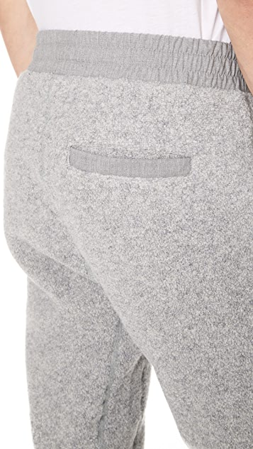 Wings + Horns Tactical Fleece Pants