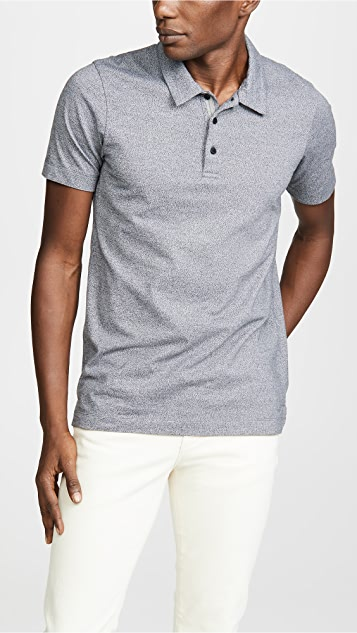 Wings + Horns Pima Polo Shirt
