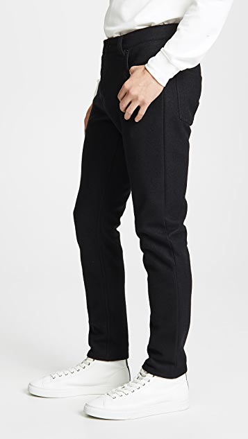 Wings + Horns Compressed Wool Pants