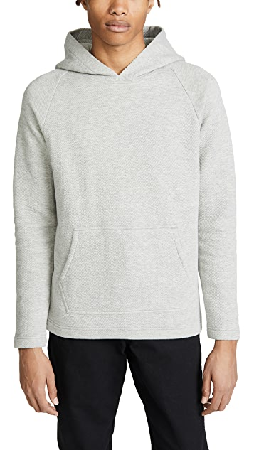 Wings + Horns Vented Hooded Pullover