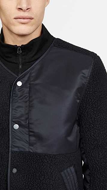 Wings + Horns Reversible Liner Jacket